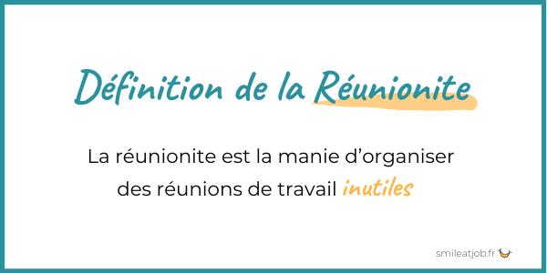 definition reunionite aigüe
