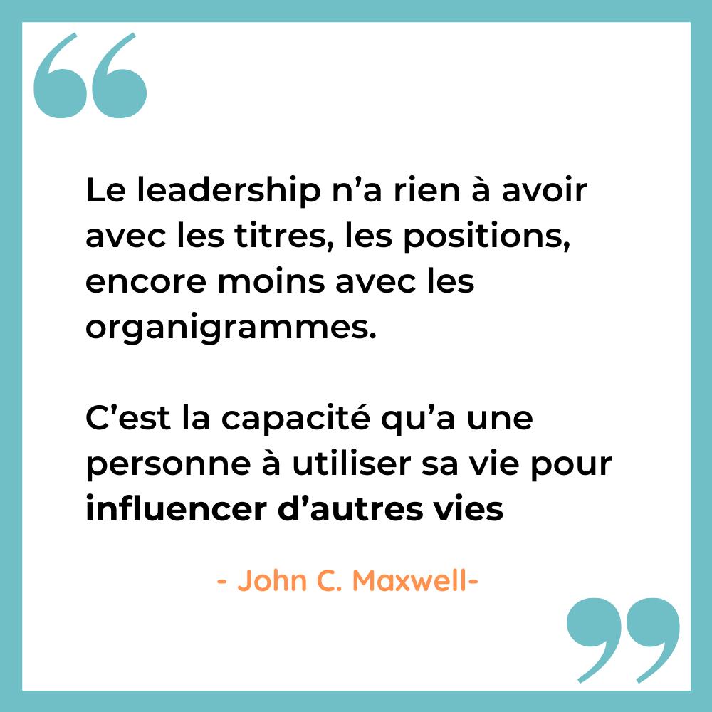 Citation leadership influence autres powell 1
