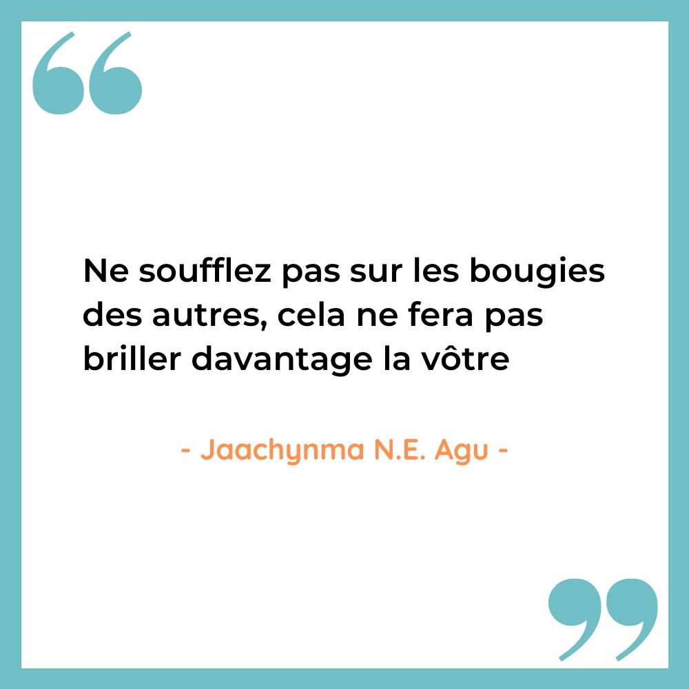 citation leadership bougie Jaachynma N.E. Agu 2
