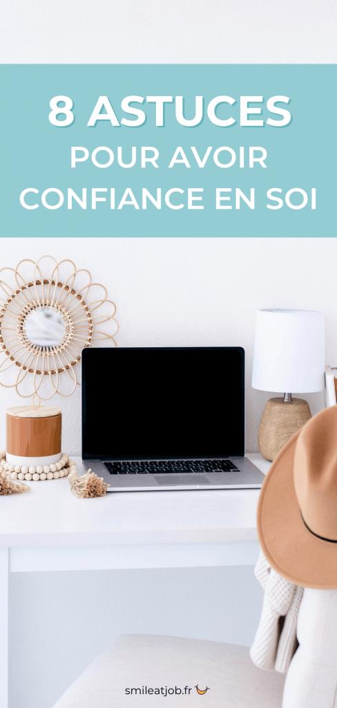 8 astuces pour avoir confiance en soi